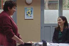 Claire félicite Samia: «Je n'ai jamais rencontré une élue qui se bouge comme vous»