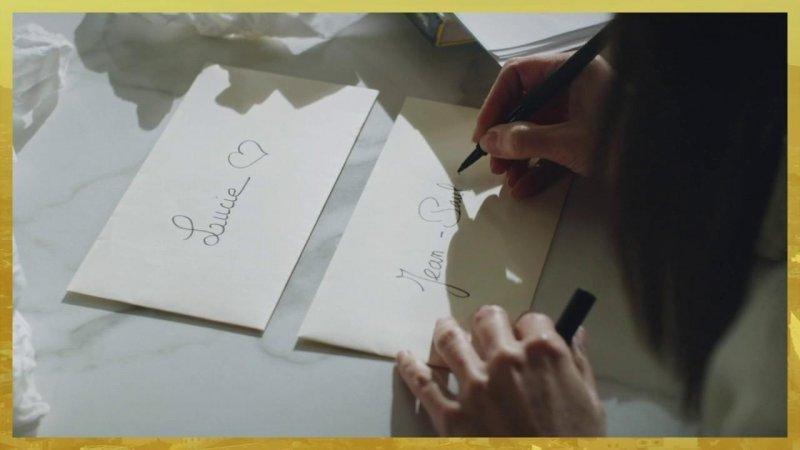 Indiscrétion : Samia écrit des lettres d'adieu à Jean-Paul et Lucie