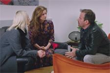Jean-Paul et Irina questionnent la femme de Christophe Danon