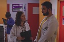 Gabriel n'ose pas dire à Victoire qu'il est passé à côté de son diagnostic