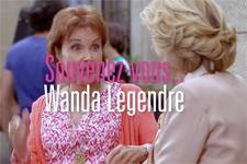 VIDÉO : (Re)vivez les meilleurs moments du personnage de Wanda (Pascale Roberts) dans Plus belle la vie !