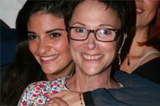 Eléonore Sarrazin (Sabrina) poste un hommage discret pour l'anniversaire posthume de sa maman décédée