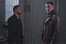 Abdel fait croire à Patrick que William est victime d'harcèlements policiers!