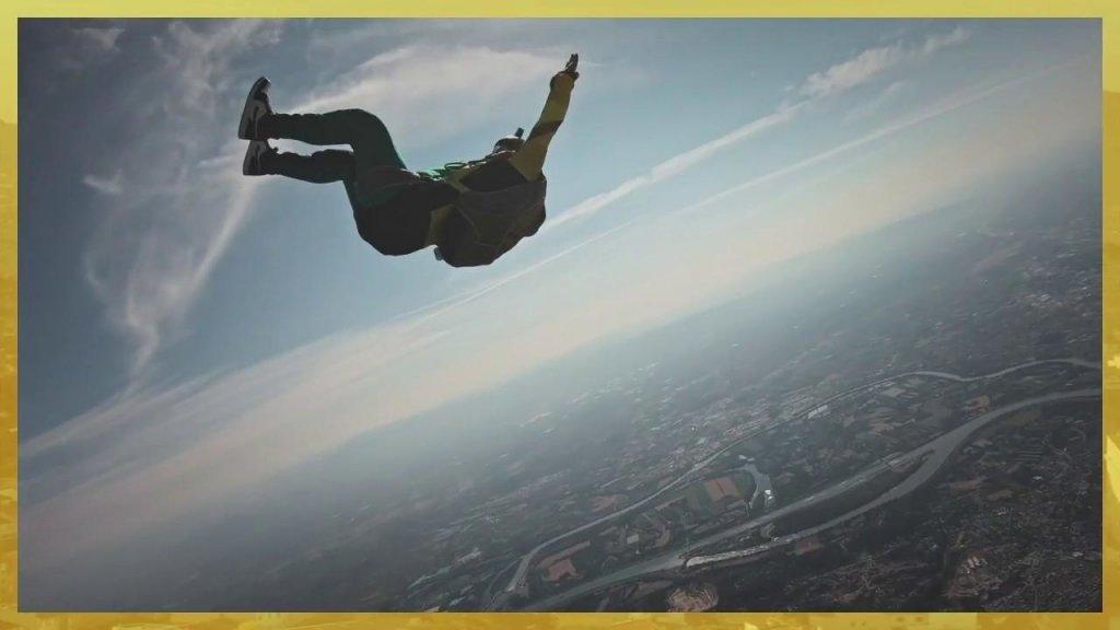 Plus belle la vie Indiscrétion : Le saut de Baptiste tourne au drame