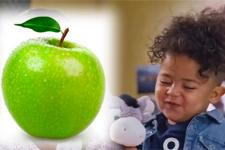 INDISCRÉTION: Mathis bientôt contaminé par une pomme?