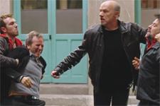 Kévin et Léo interviennent pour séparer Monsieur Fréjean et Millard!