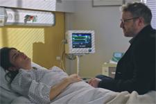 Nathan fait une touchante déclaration à Sabrina après son accident