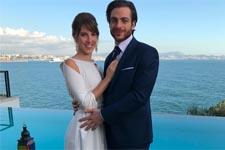 MODE : Découvrez le look de Barbara et Elias pour leur mariage !