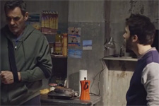Greg déconseille à Patrick d?aller à la promenade des prisonniers