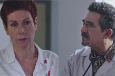 Ghika menace Babeth de la VIRER de l'hôpital Marseille-Est!