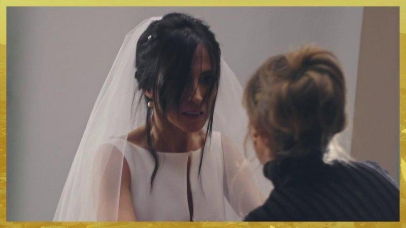 Indiscrétion : Samia déchire sa robe de mariée